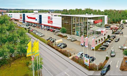 Ostermann Einrichtungs Centrum Haan Einkaufen In Haan